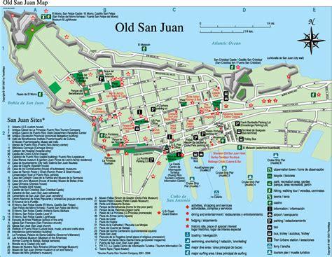 san juan porto mapas de san juan porto mapasblog