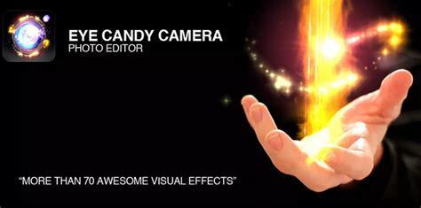 Anime Dengan Efek Keren Aplikasi Kamera Dan Efek Keren Eye