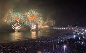copacabana new years new year s times square celebrations america welcomes