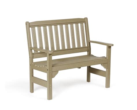english garden bench poly 4 english garden bench in pa and nj green acres