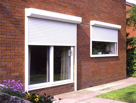 domestic security shutters sws security roller shutters