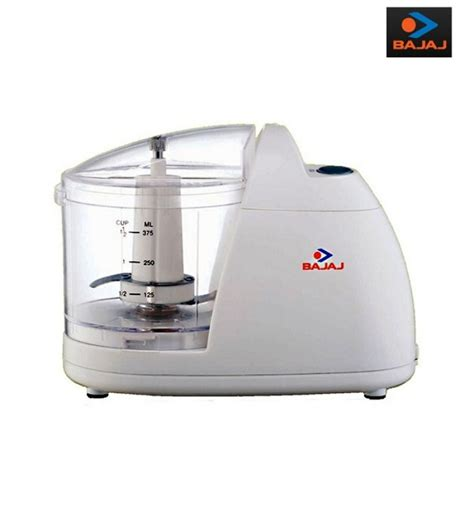 Bajaj Small Home Appliances Bajaj Presto Chopper White By Bajaj Choppers