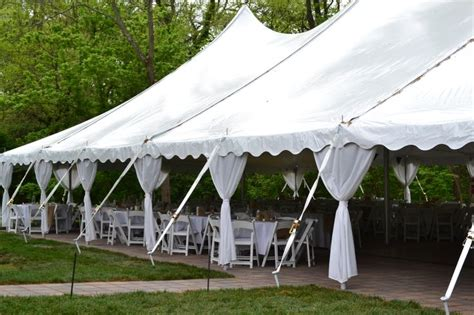 tent drapes pole drapes for our 40x80 tent inventory pinterest