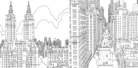 secret garden coloring book new york times this architectural coloring book is made for adults 6sqft