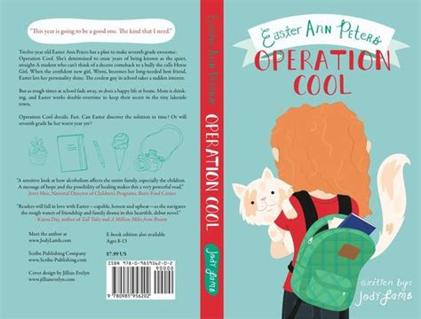 design the cover of a book operation cool cover spine and back cover low res