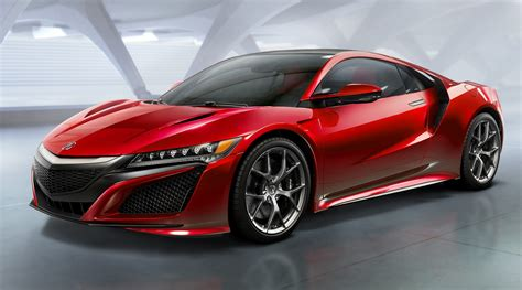 2016 acura nsx review cargurus