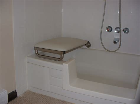 tub shower bench tub benches and shower seats