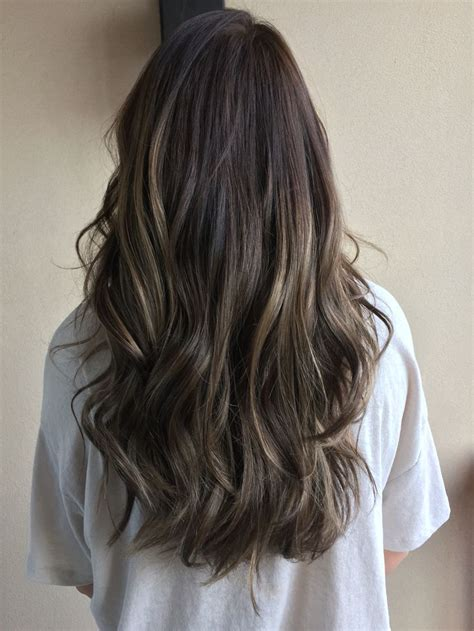 highlights medium brown with ash blonde highlights 25 best ideas about ash highlights on pinterest ashy