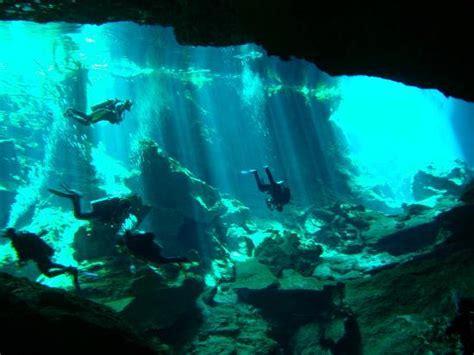 imagenes sensoriales en chac mool cenote chac mool playas de mexico
