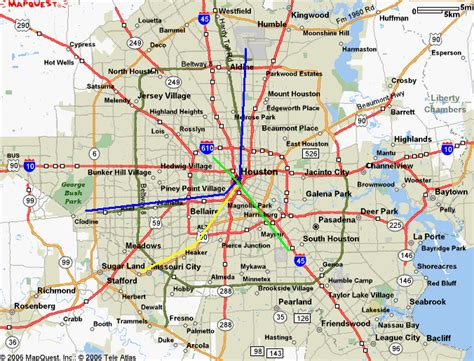 houston texas suburbs map houston metro map toursmaps
