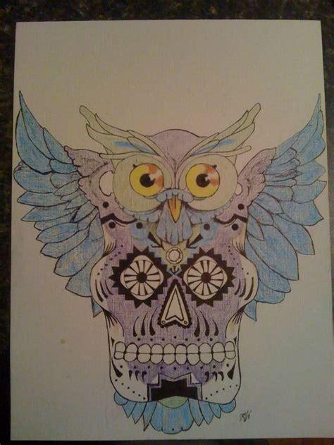Sugar Skull Owl 1 Skull Sugar Owl Pixel Xl 140 best day of the dead sugar skulls images on ideas sugar skull tattoos
