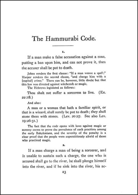 Hammurabis Code Was It Just Essay by Hammurabi Code Essay