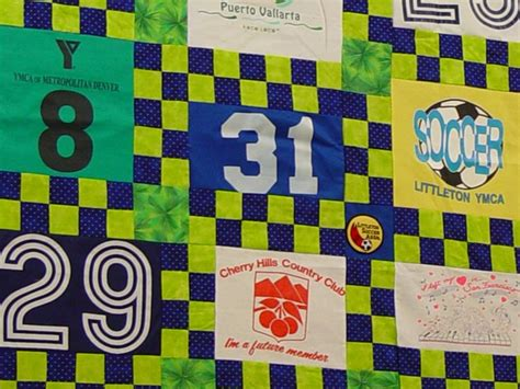 Quilts Made From Sports Jerseys by Moonlight Quilts T Shirt Quilt Pics Moonlight Quilts Gallery