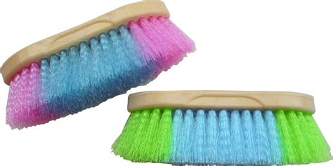 grooming brush grooming brushes neon grooming brush brushes trailhead supply