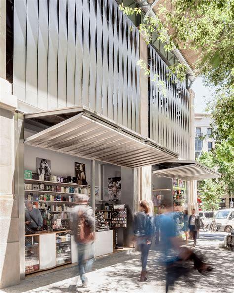 designboom market mateo arquitectura remodels barcelona s el ninot market