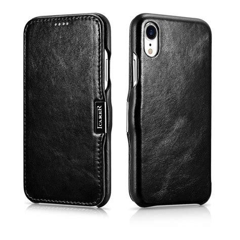 etui do iphone xr icarer vintage black sklep z akcesoriami do telefon 243 w i tablet 243 w zolti pl