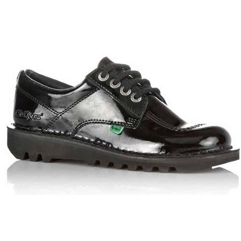 Kickers Boot Z Hitam kickers kickers kick lo y patent leather black z106