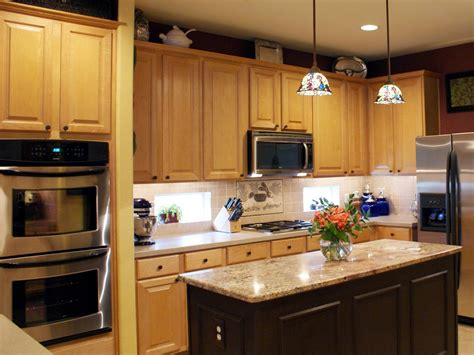 kitchen cabinet replacement two toned kitchen cabinets pictures options tips