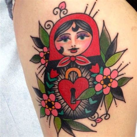 pin up doll tattoos 1000 images about ink on nouveau tiles