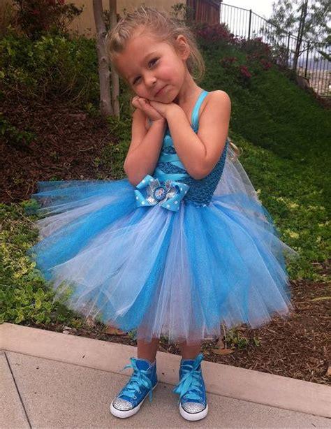 Lf 9914 Elsa Top items similar to elsa tutu dress frozen dress frozen birthday frozen detachable