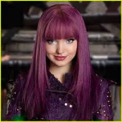 mal hair mal uma face off in new descendants 2 clip watch now