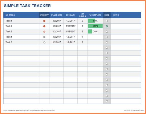 Excel Task Tracker Template by 5 Contract Tracking Spreadsheet Excel Spreadsheets