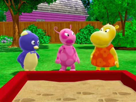Backyardigans Voices Image The Backyardigans The Range 4 Uniqua Pablo