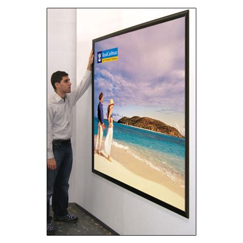48 X 60 Poster Frame by Large 48x60 Poster Snap Frames 1 5 8 Quot Mitered