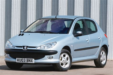 peugeot 206 new peugeot 206 4 door photo 5