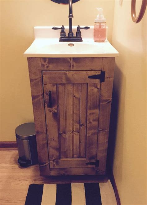 Small Rustic Bathroom Ideas by Vanity Ideas Extraordinary Small Rustic Bathroom Vanity