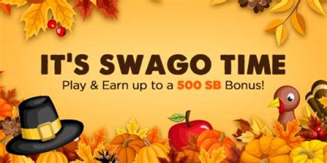 Gift Card Spin - earn more free gift cards in november with swago spin win everyday shortcuts