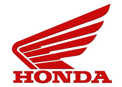 honda motorcycle logos honda motorcycle logo history clipart and vector