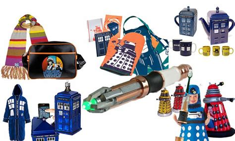 gifts doctor who bbc