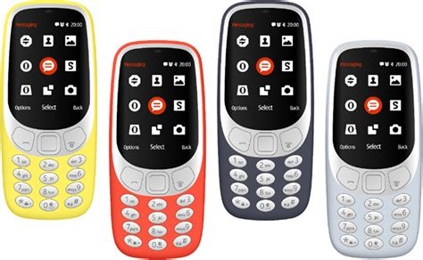 Nokia 3310 Gets nokia 3310 is back an model gets a reboot jiji ng