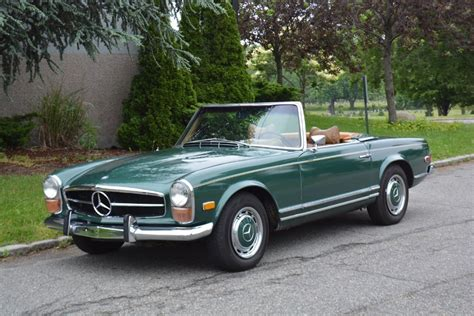 Used Mercedes Ny by 1970 Mercedes 280sl Stock 21114 For Sale Near