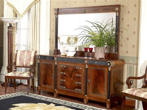 Italian Dining Room Buffet Empire Dining Room In Neoclassic Style Top And Best