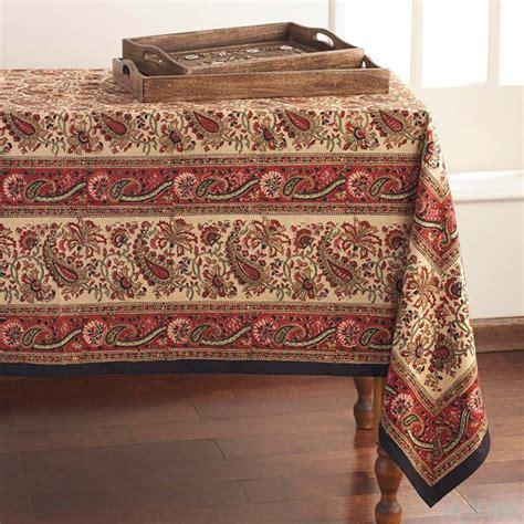 autumn harvest table linens linens fall harvest tablecloth