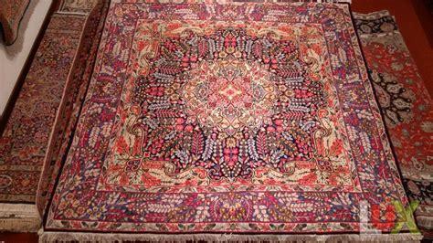 tappeti persiani kirman tappeto persiano modello kirman azzurro