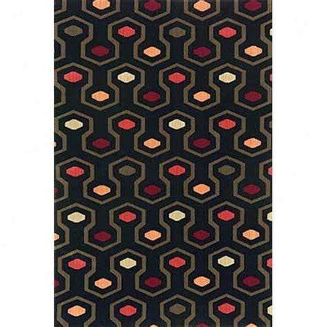 Safavieh Carpets Inc Loloi Rugs Larson 13 X 18 Blue Beige Area Rugs