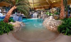 a look at two indoor swimming pools by shehan pools