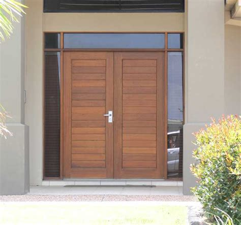 the woodworkers company horizontal plank contemporary doors entry doors