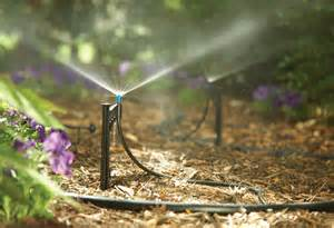 Design and install your own permanent irrigation watering system in