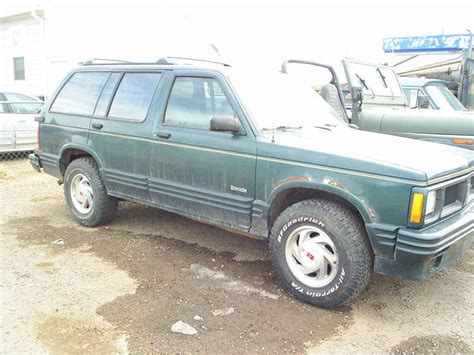 car owners manuals for sale 1994 oldsmobile bravada transmission control 1994 oldsmobile bravada at alpine motors