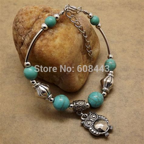 Handmade In Uk - aliexpress buy br260 tibet silver turquoise