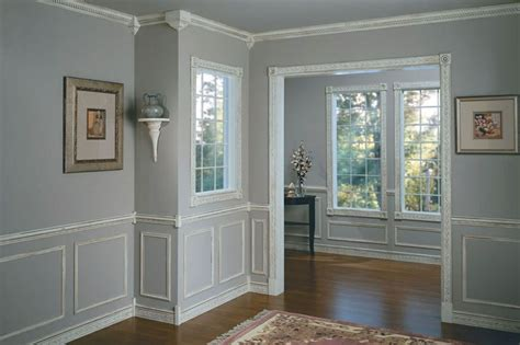 chair rail options 23 best images about interior paint colors on