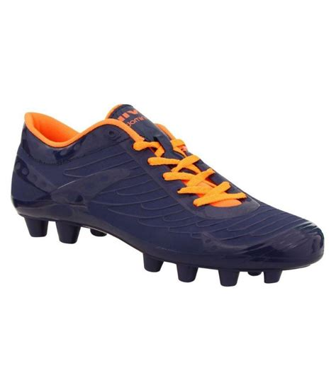 nivia cannon football shoes nivia dominator studds blue buy nivia dominator