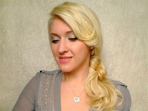 hairstyles for long hair video playlist ponytails playlist