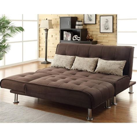 coaster sofa sleeper coaster transitional styled sleeper sofa and chaise in