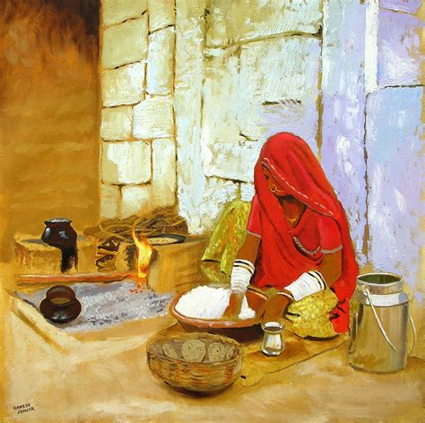 painting for kitchen kitchen painting by ramesh jhawar