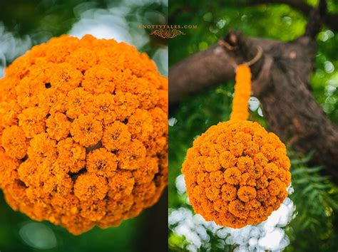 marigold flower props decoration for events pinterest